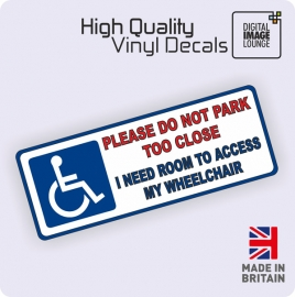 Disability / Mobility Wheelchair Car Parking 2