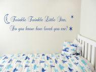 Twinkle Twinkle Little Star .....